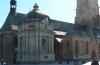 Riddarholmskyrkan äldsta byggnaden