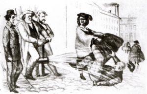 1861 vattenledning provas