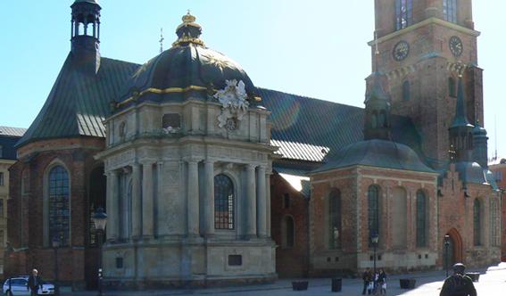 sveriges äldsta byggnad