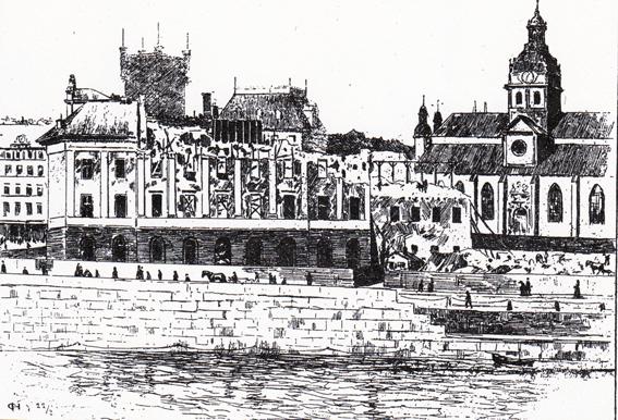 Ordet kåk syftade ursprungligen på ett förfallet gammalt hus som borde rivas. Även Gustaf III:s opera framstod som en gammal kåk, alldeles för enkel och liten för den nya huvudstaden och revs 1895. En livlig rivningsdebatt fördes under denna epok likt den som delade befolkningen på 1960-talet. Riva eller bevara? I regel vann moderniseringsivrarna.
